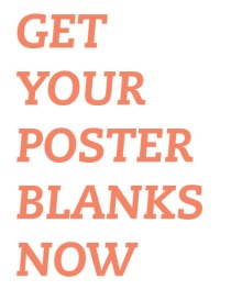 Poster-Blanks-Message